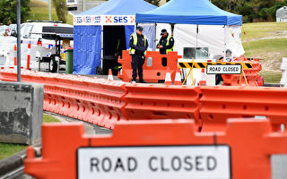 维州周一晚起放宽大悉尼部分地区边界限制