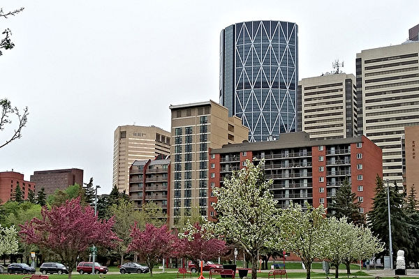 Calgary Downtown Building