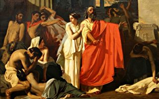 繪畫中的瘟疫——罪與罰的故事(一)