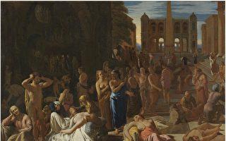 绘画中的瘟疫——罪与罚的故事(三)