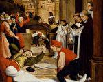 繪畫中的瘟疫——罪與罰的故事(四)