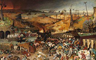 绘画中的瘟疫——罪与罚的故事(五)