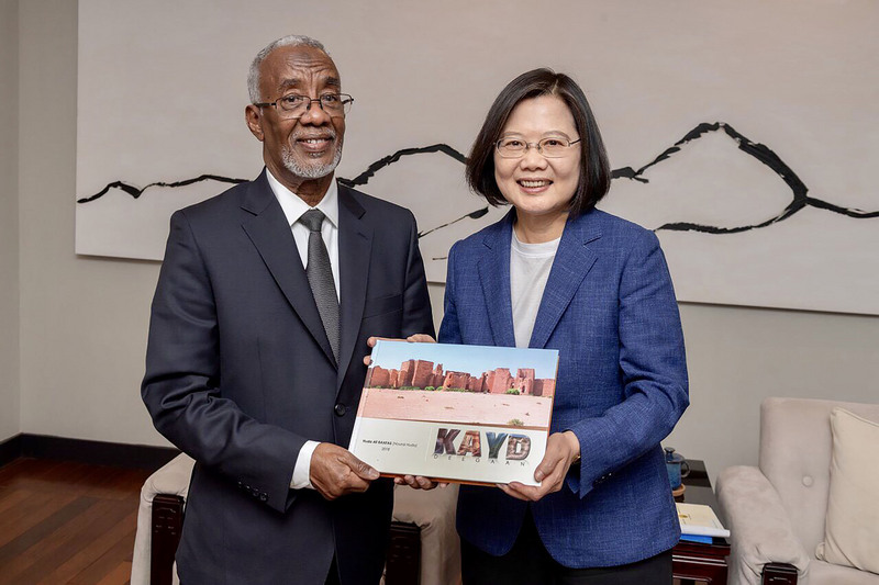 互設代表處後 傳索馬利蘭擬準備承認台灣