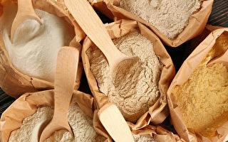 烘焙小常識:麵粉的種類與用途