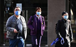 澳大利亞維州新增374個病例 三名老婦死亡