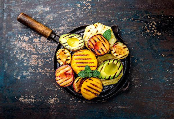 碳烤, grilled food