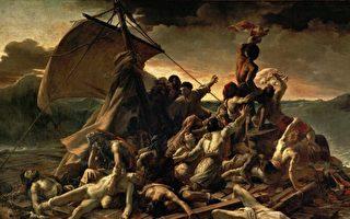 《梅杜萨之筏》:黑暗中的希望