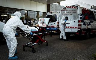 維州新增384個病例 有六人死亡 45人屬重症