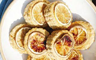 【蔬食烘焙】家人也愛不釋手的檸檬司康