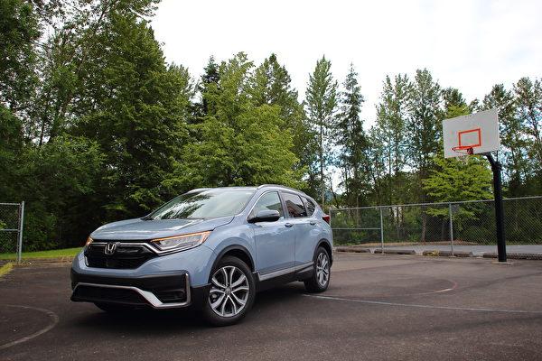 车评:简洁新面貌 2020 Honda CR-V Touring