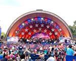 独立日波士顿恢复烟花表演 音乐会改至Tanglewood