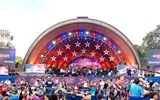 波士頓獨立日慶典致敬醫護英雄