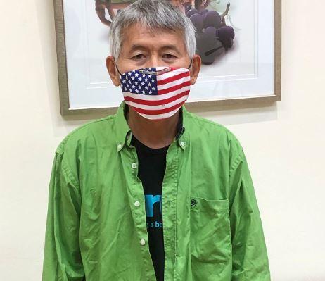 郭树人:年底总统选举 选自由就选川普