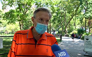 纽约家长担心九月份开学是否安全