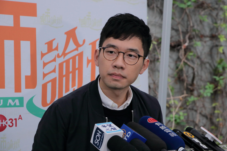 羅冠聰:六十萬人證明香港民主運動持續