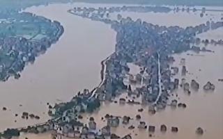 【一线采访】江西洪水灾情为何如此严重