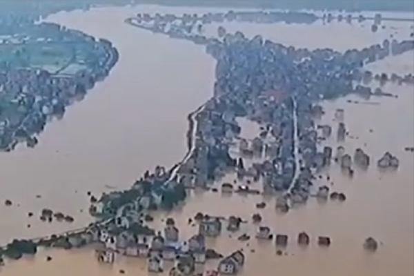 【一線採訪】江西洪水災情嚴重的原因