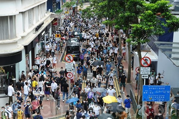 香港新设国安署权力不受限制 架空港府及司法