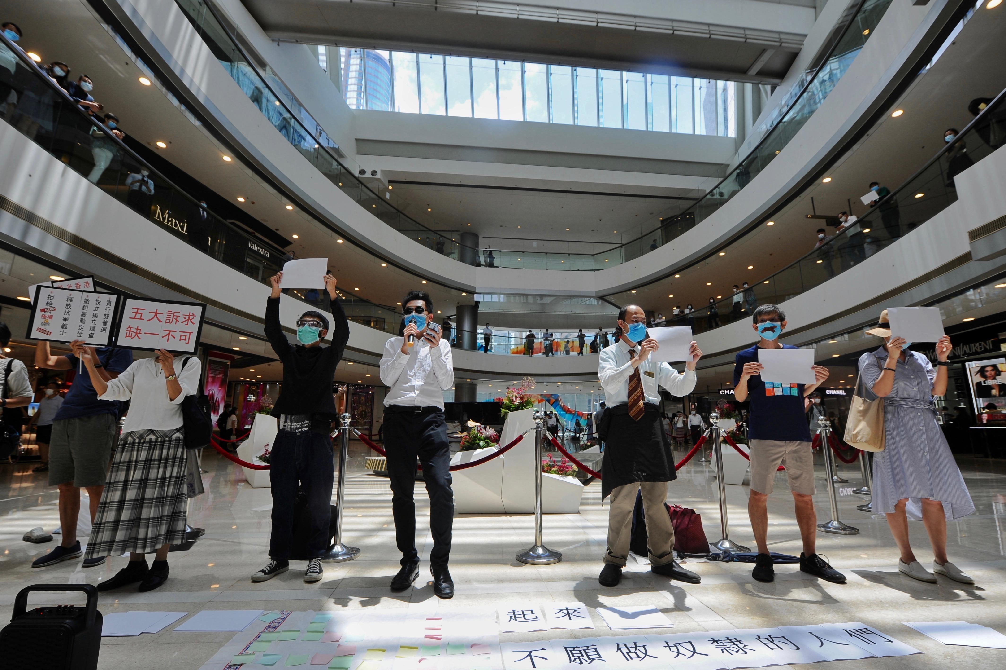 港版國安法管到台灣人 律師曝惡法十細則