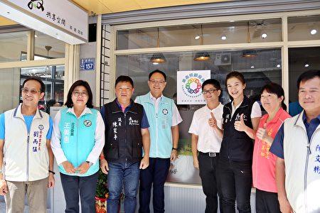 樂善照顧服務勞動合作社5日正式揭牌。
