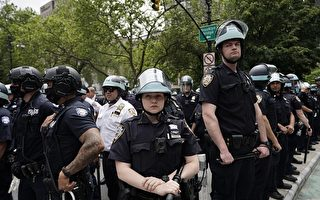 纽约警察举步维艰 退休申请激增