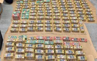 車藏435萬元現金被捕遭控 昆州男或監7年