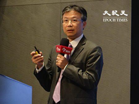 安碁資訊總經理吳乙南說,網路攻擊日益複雜,幕後有國家支持的行動也日益增多。