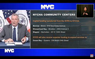 市府翻修三座社区中心 钱来自市警经费