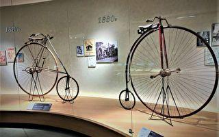 巨大加碼台中50億 首座自行車文化館啟用