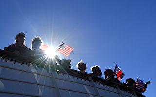 調查:美國人對中國的好感比例低至兩成
