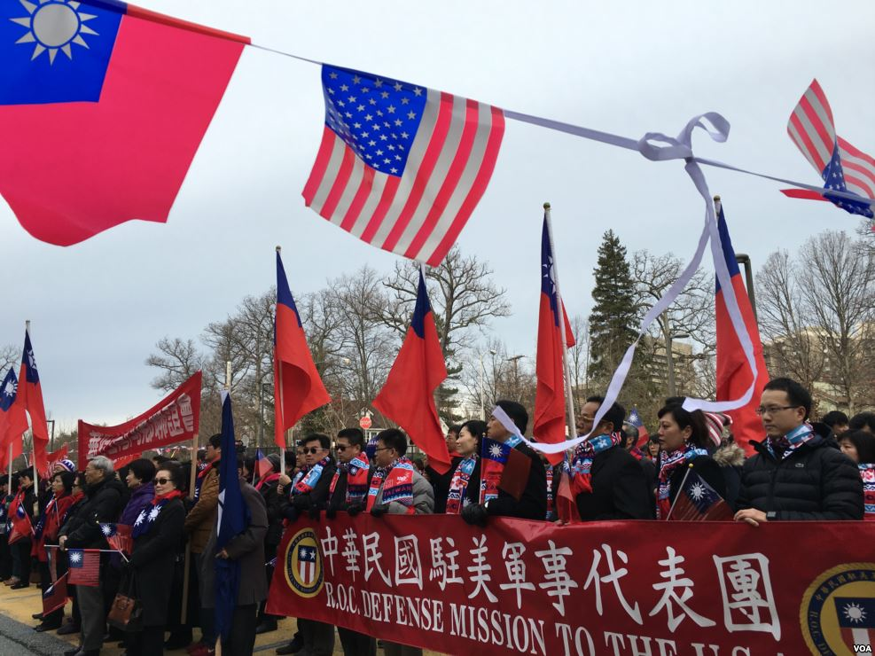 學者:美國是玩真的 實際行動拓展台國際關係