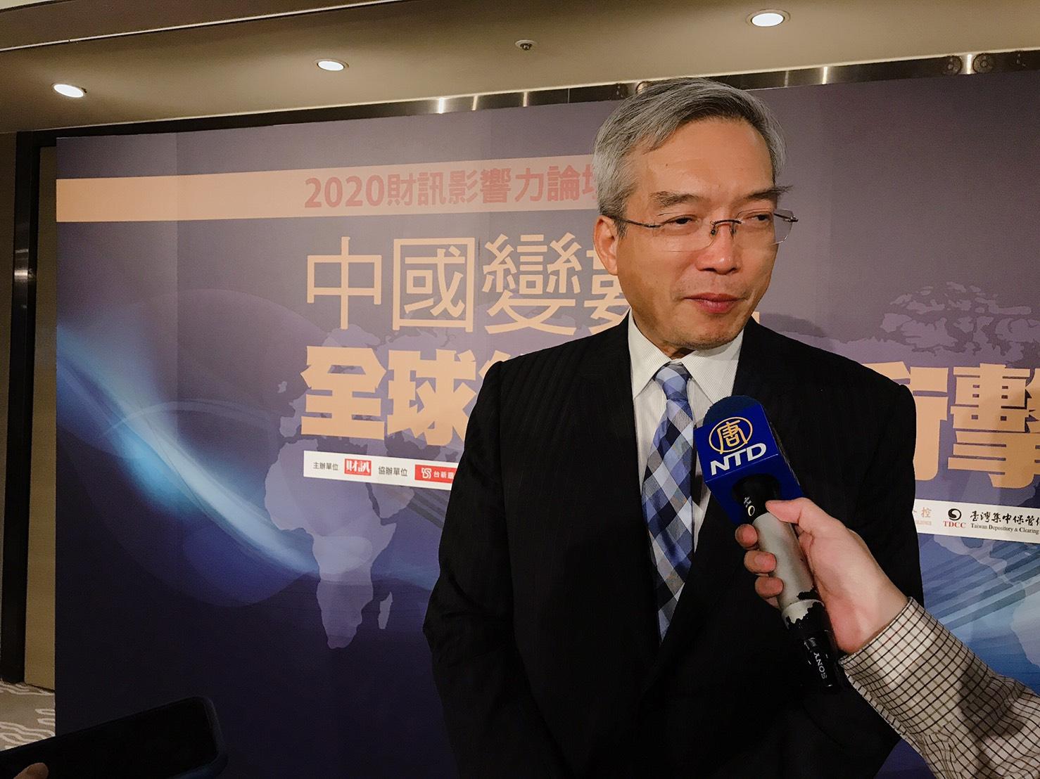謝金河:台股創新高 反觀中國股市恐泡沫化