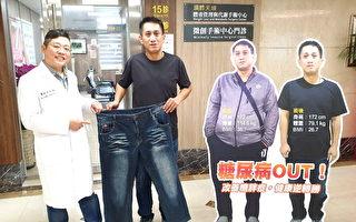 成功減重40公斤 港人來台手術費省百萬