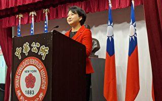 徐儷文:香港情勢 讓台灣更防範中共威脅