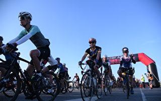 海拔0至3275M高程 17國5百單車手挑戰