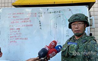 台军方:直升机为避民宅180度迫降坠毁