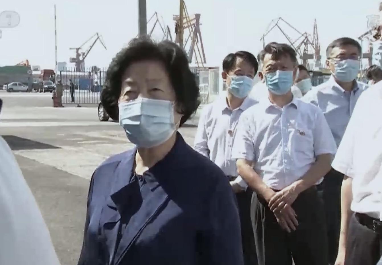 【一線採訪】孫春蘭急赴大連的背後