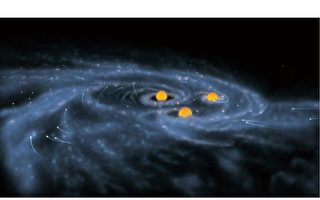 研究發現超級黑洞新來源