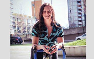 抗癌籌款 20天騎車橫跨加拿大破紀錄