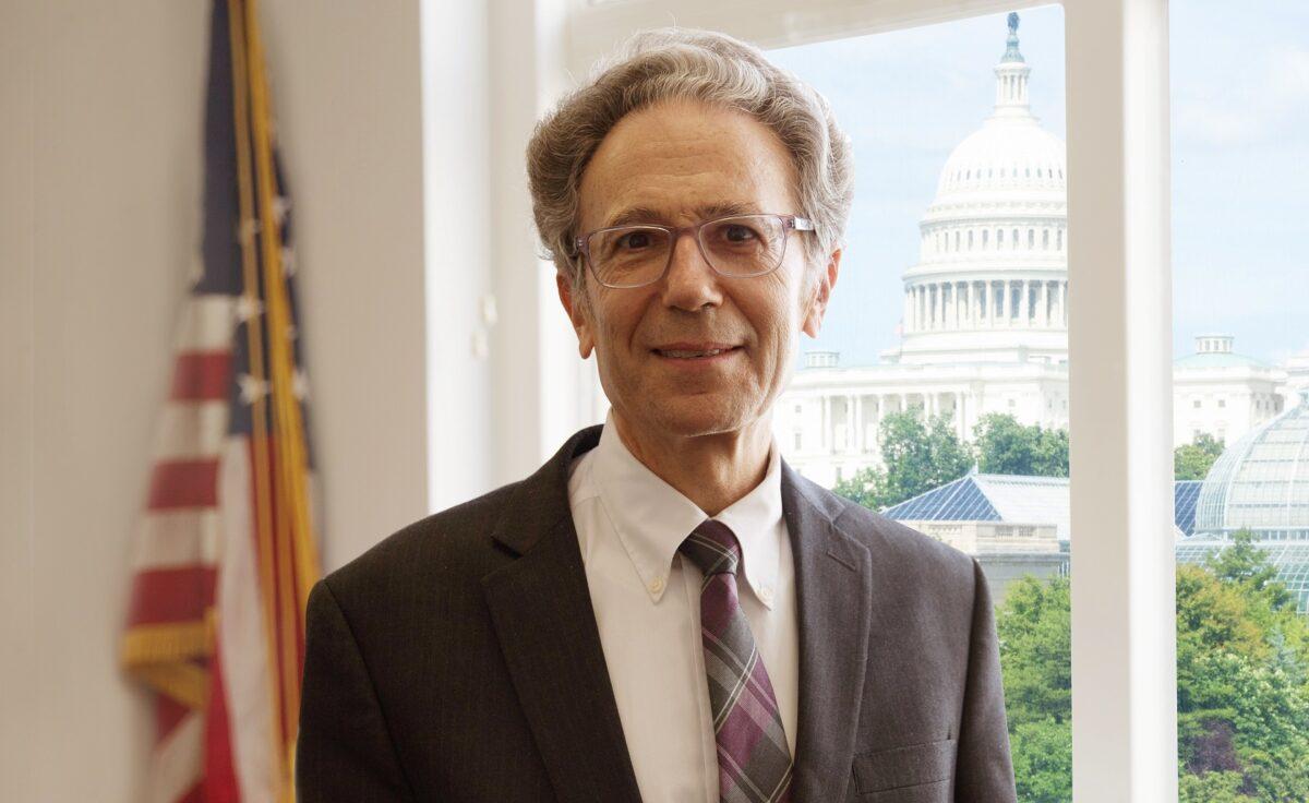 獨家專訪美國全球媒體總署行政總裁