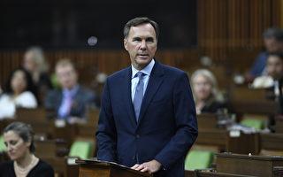疫情冲击 加拿大预算赤字高达3432亿加元