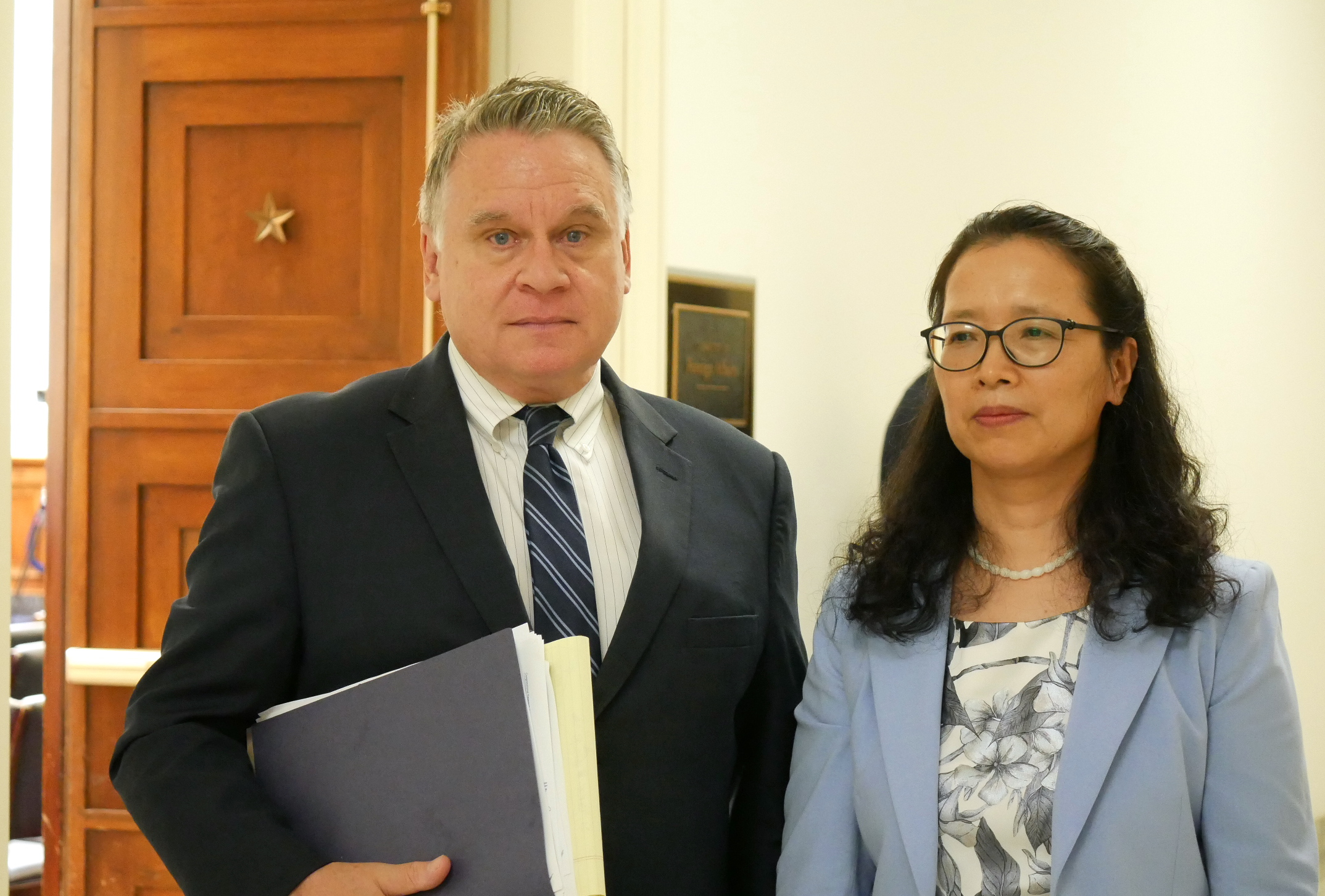 馬振宇蘇州監獄遭酷刑 美議員:願助營救