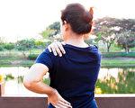 慢性疼痛可能是自律神经失调造成的。(Shutterstock)