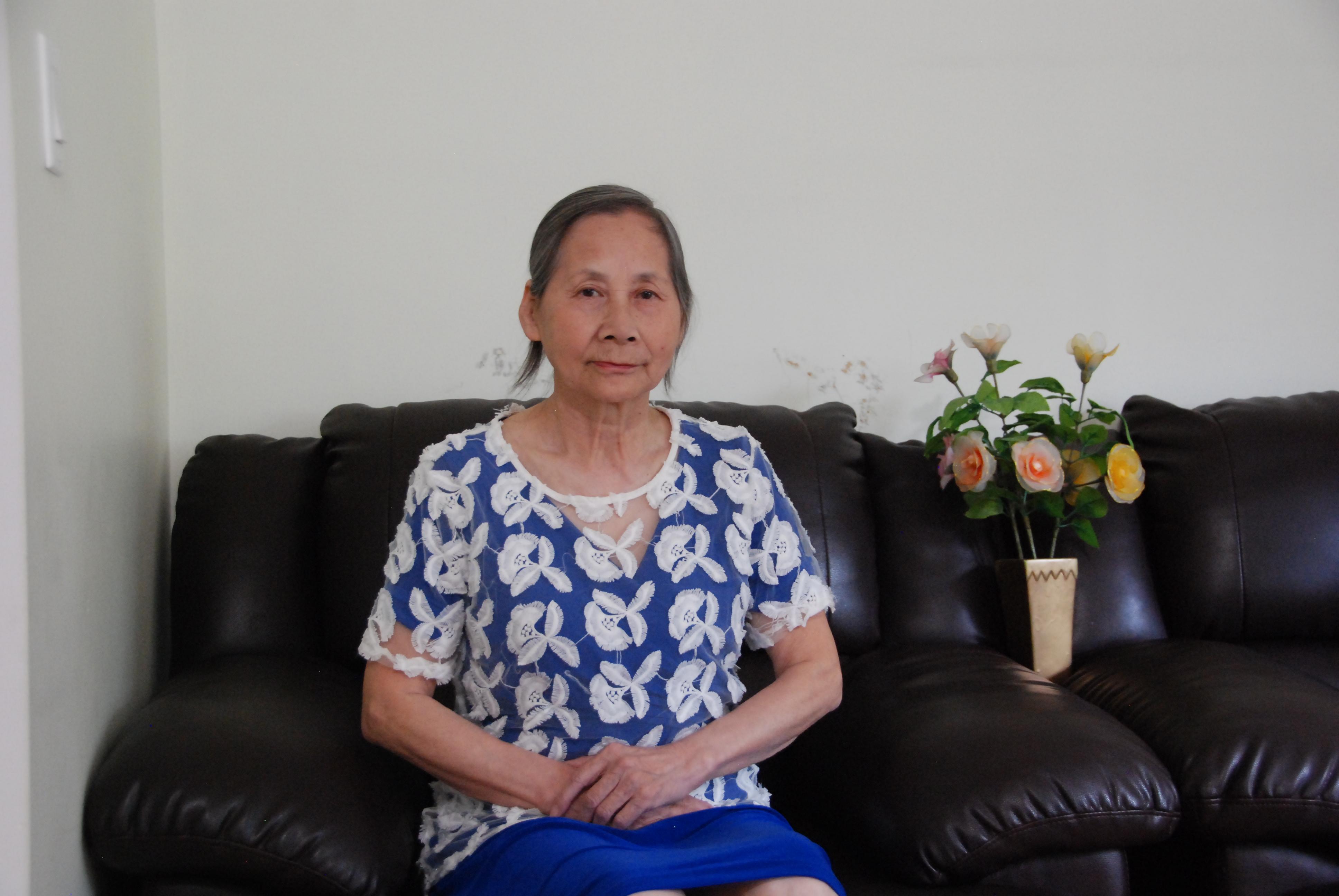 逃離中國 法輪功學員王東曝中共酷刑迫害