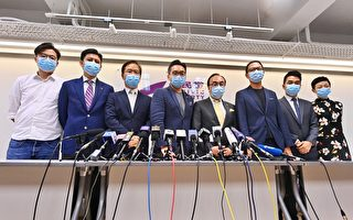 DQ事件 公民黨:與港人齊面對一制的香港