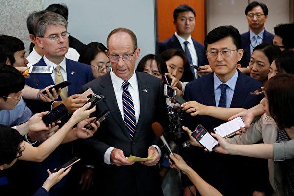 美外交官:或就南海问题 制裁中共官员