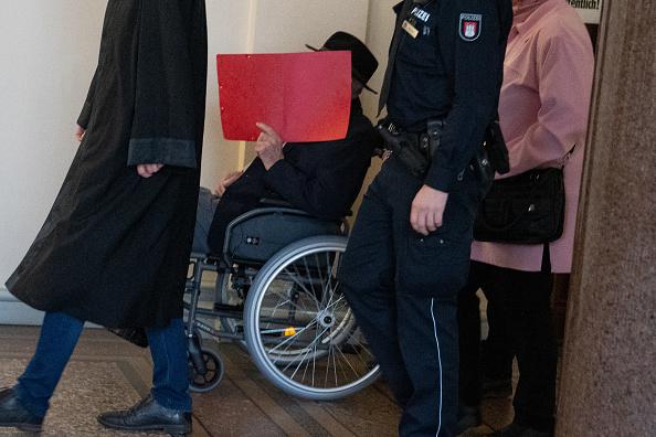 协助谋杀 德93岁纳粹集中营看守获刑