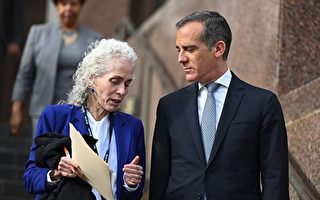 洛杉矶市长承认感染增加与抗议有关