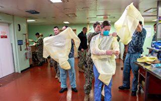 共同抗疫 联邦派兵支援德州南部地区