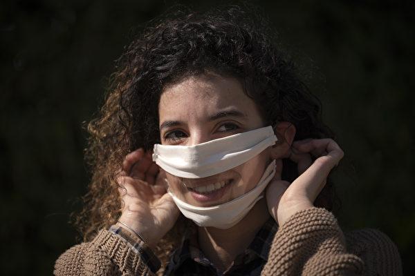 一氣之下發明唇語口罩 美聾男接全球訂單